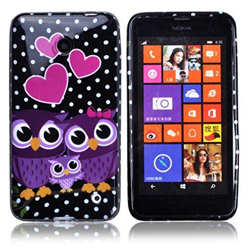 Voguecase® Para Nokia Lumia 630/635, TPU Funda de Silicona de Gel Carcasa Tapa Case Cover (Blanco punto Sambo) + Gratis aguja de la pantalla stylus universales - http://www.tiendasmoviles.net/2016/01/voguecase-para-nokia-lumia-630635-tpu-funda-de-silicona-de-gel-carcasa-tapa-case-cover-blanco-punto-sambo-gratis-aguja-de-la-pantalla-stylus-universales/