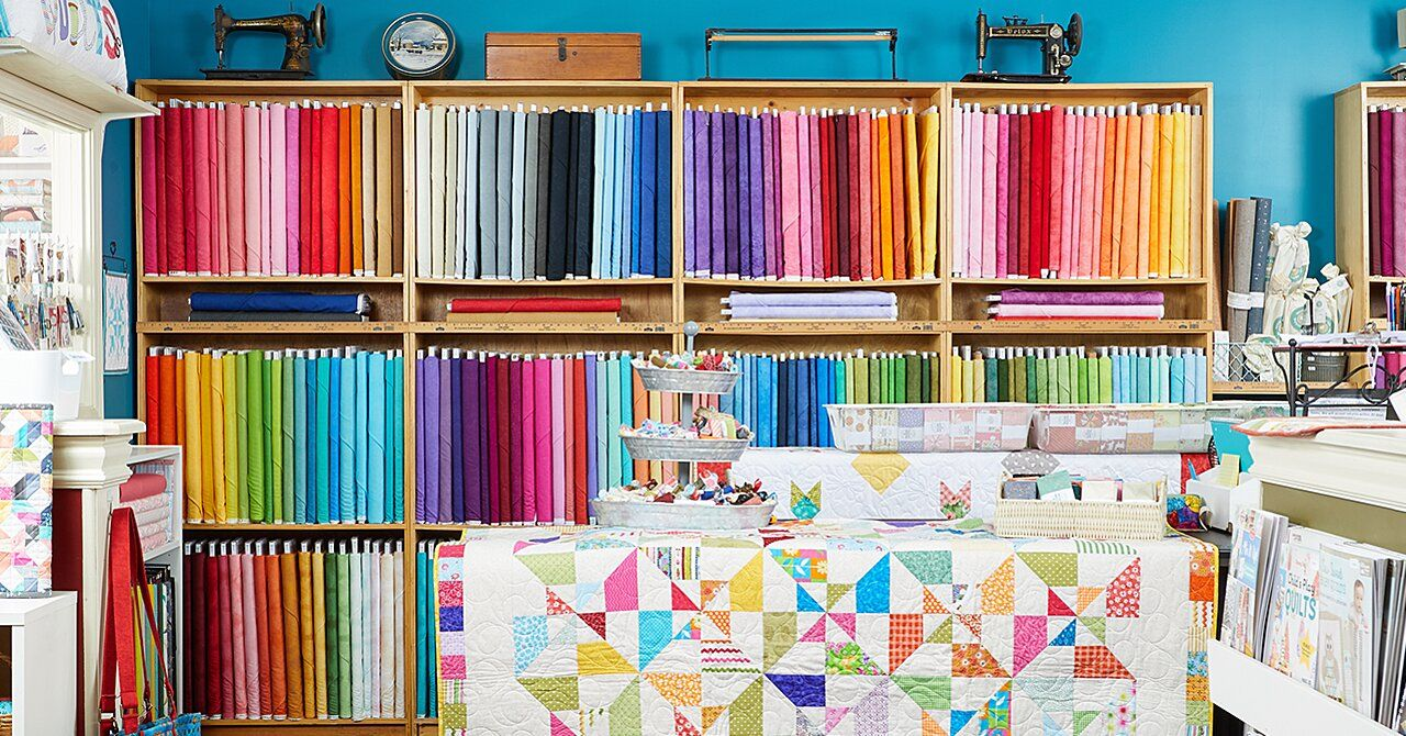 Busy Bees Patchwork Ltd - The Sewing Directory