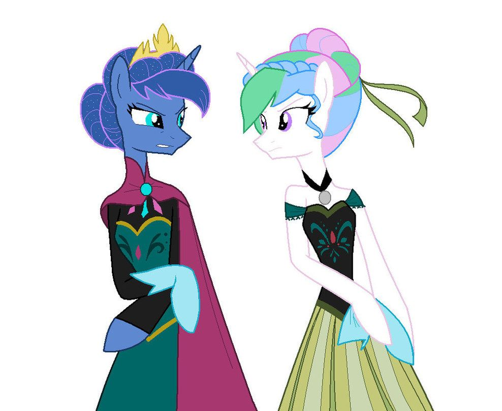 Frozen Mlp Style By Annasabi101 On Deviantart Mlp Pinterest The O 39 Jays Awesome And Elsa