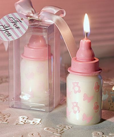 baby shower candle favors baby shower thank you gifts