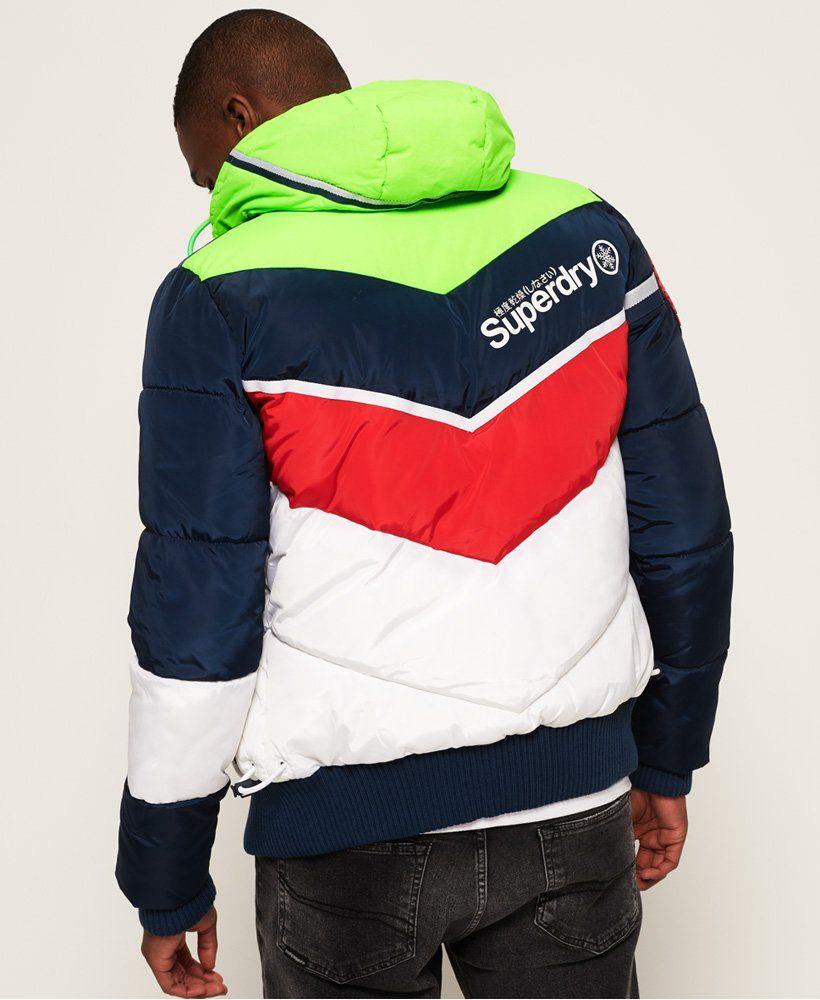 Fuji Downhill Jacket in 2020 | Jackets, Polo fashion, Mens fur