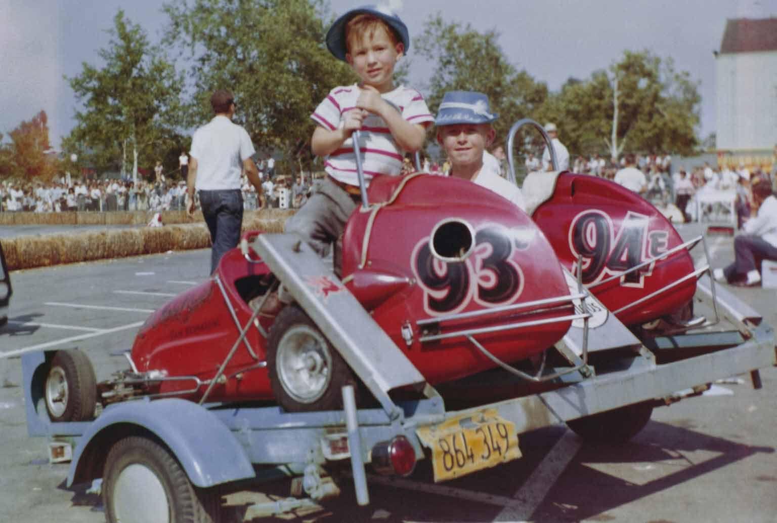 Vintage Quarter Midgets 89