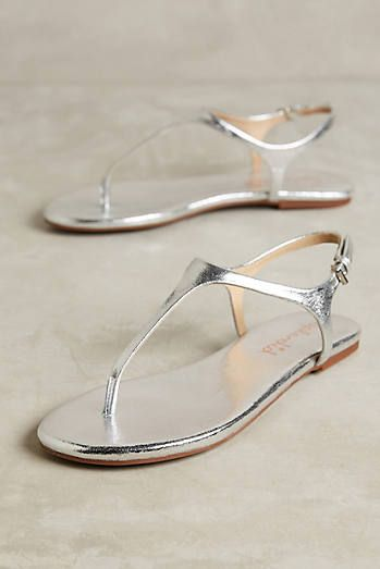 Splendid Mason T Strap Sandals Classic Style With Some