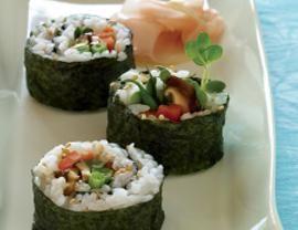 Maki Garden Rolls
