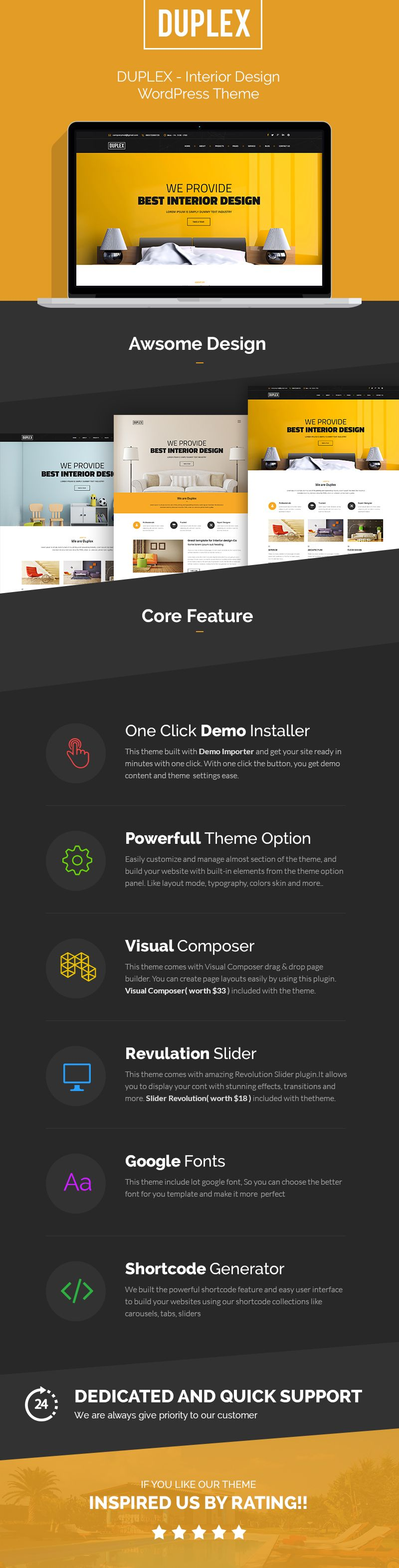 Google themes with stylish - The Theme Features A Clean Minimal And Stylish Design Perfect For All Sorts Of