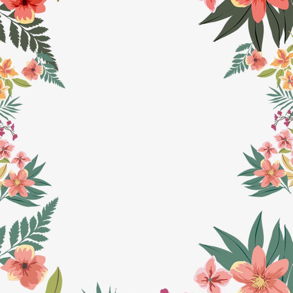 Flower Border Png Summer Shape Borders Hand Clip Art For Students 1024x1024 Animal Flower Border Png Flower Border Royal Blue Flowers