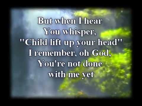 Redeemed Big Daddy Weave Worship Video With Lyrics