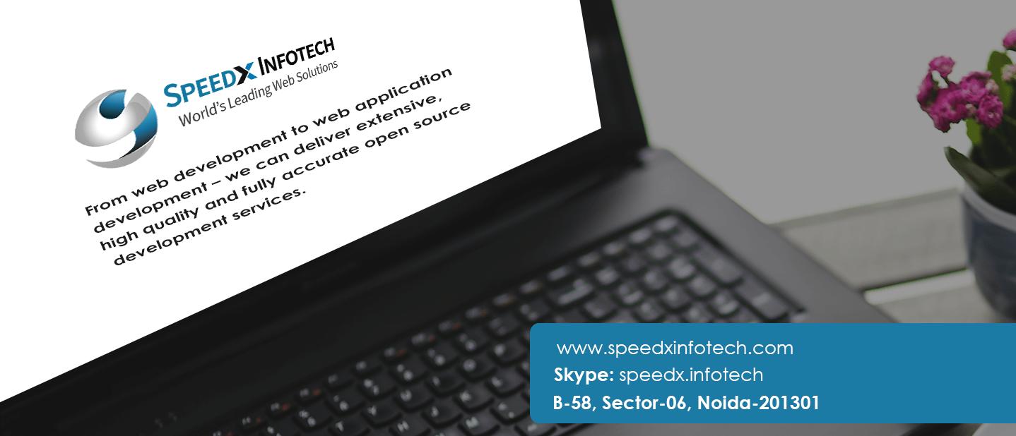 Web application Development company India www.speedxinfotech.com