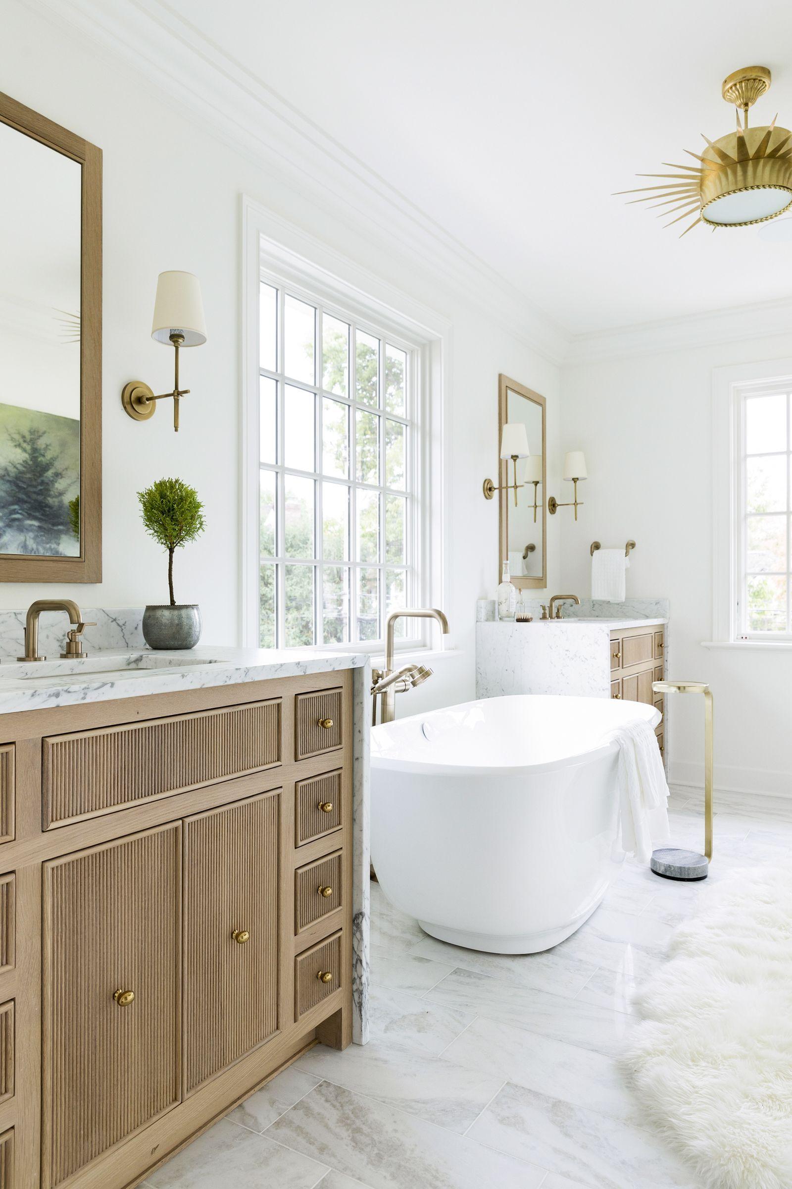 100+ Spa Bathroom Design Ideas For Your Dream House | Spa Bathroom ...