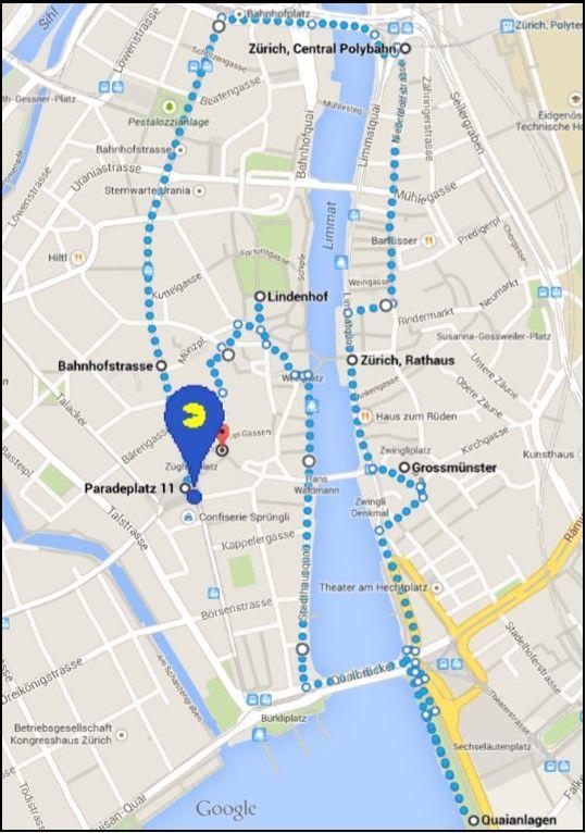 Zurich Self Guided Walking Tour Resor