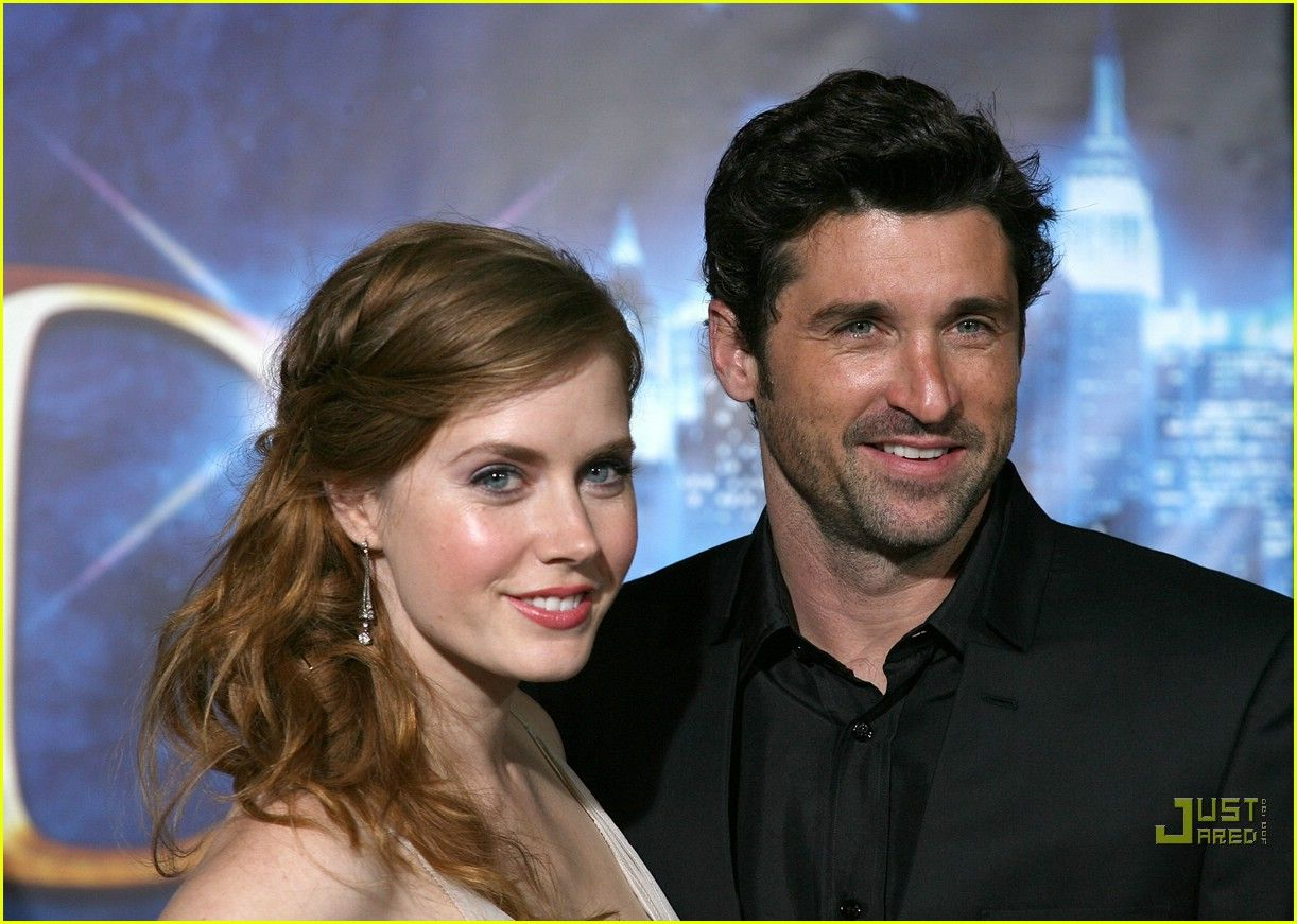 Full Sized Photo Of Patrick Dempsey Enchanted Premiere 12