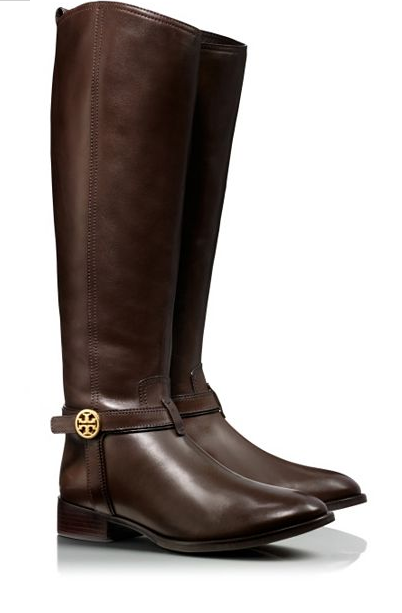 a34b5bd6678 Tory Burch  bristol riding boots   fallfavorites