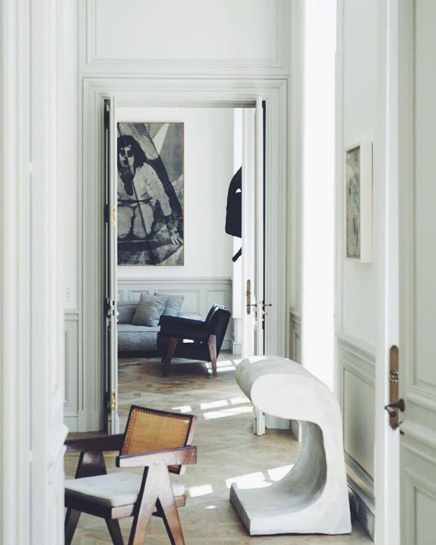 Joseph Dirand architects via @plastolux #dcninteriors #dcnparis
