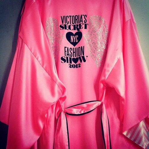 victorias secret fashion robe