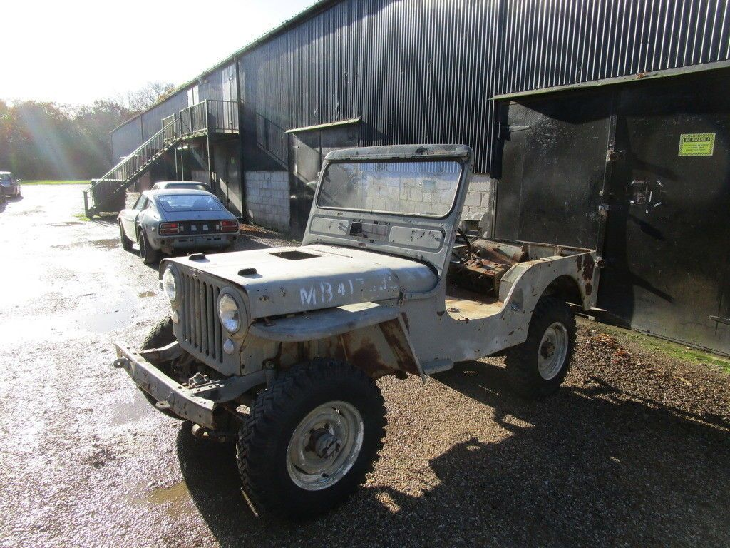 Willys Jeep Restoration Project For Sale Willys Jeep Willys Jeep