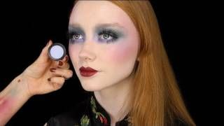 Lisa Eldridge Youtube Makeup Dramatic Makeup Disco Makeup