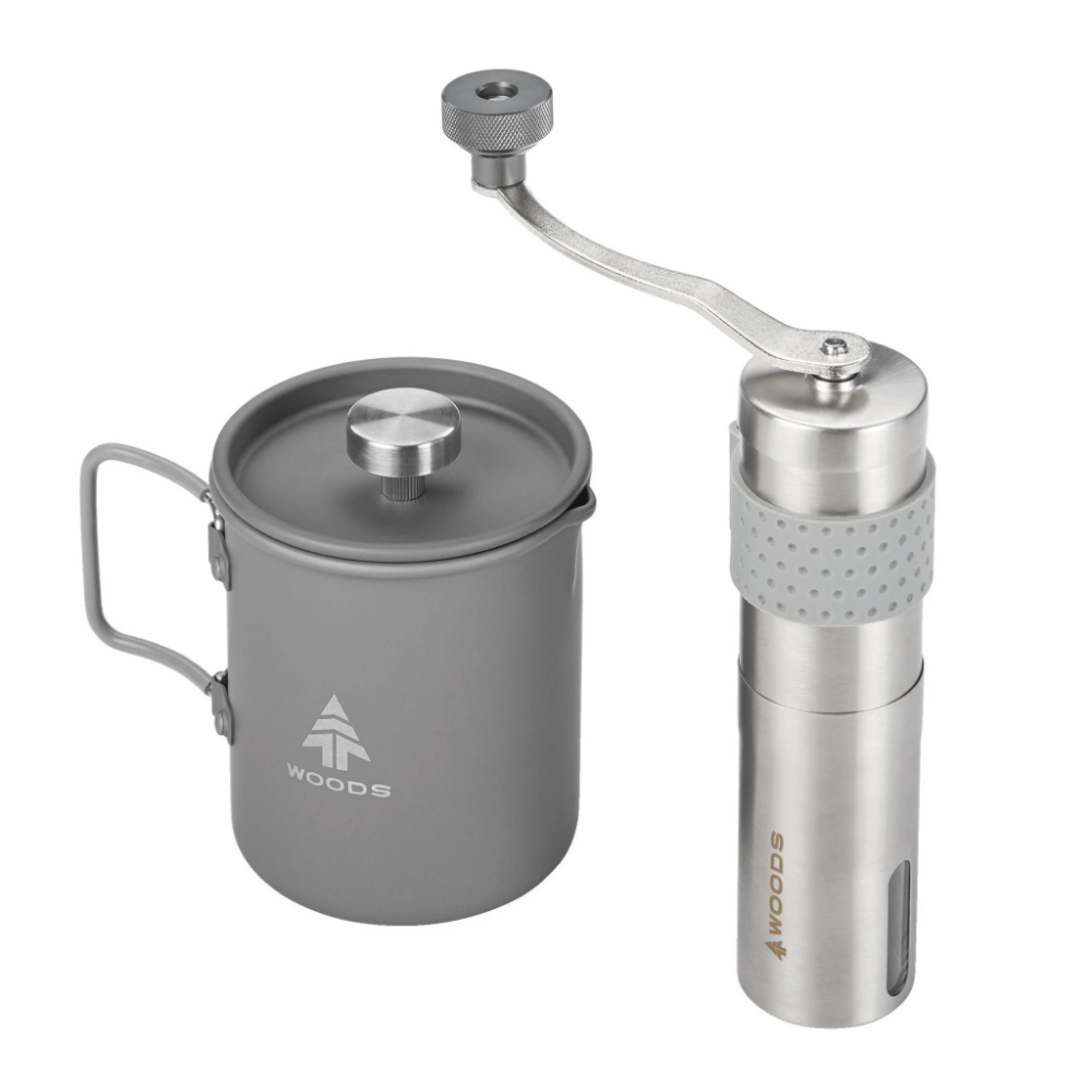 Woods Ritual Camping Coffee Maker Set in 2020 Camping