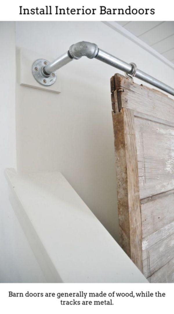 Sliding Barn Doors For Inside House Office Barn Doors Hanging