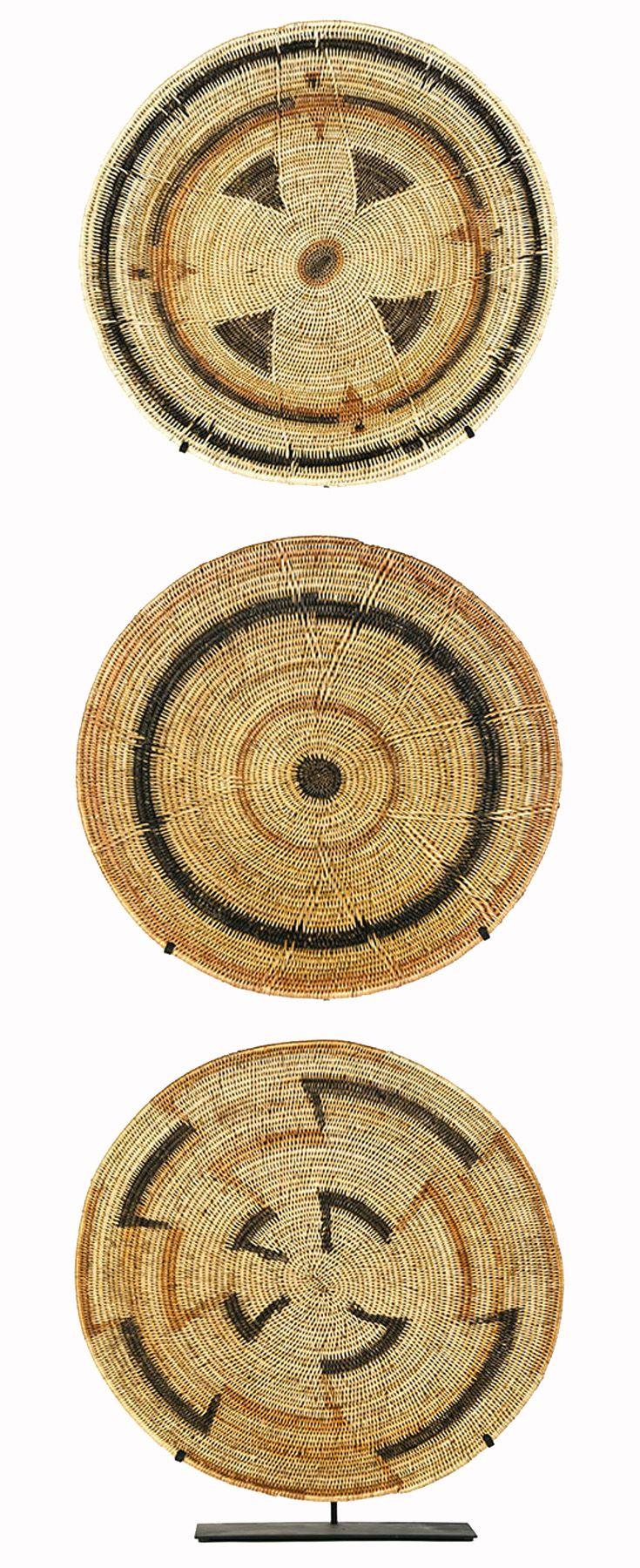 Zambia Basket Weaving : Africa baskets from the mbunda people of zambia