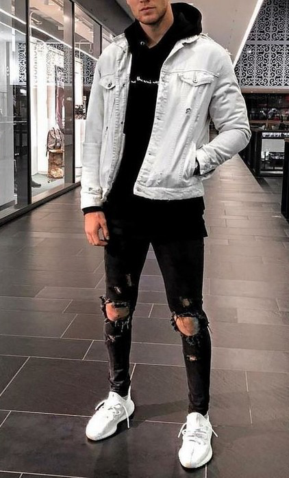 Men S Fashion 2020 In 2020 Cool Outfits For Men Men Fashion Casual Outfits Mens Streetwear