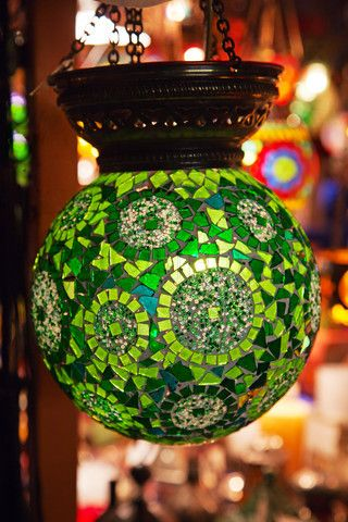 Traditional Vintage Turkish Lamps Turkish Lamps Turkish Mosaic Lamp Mosaic Lamp