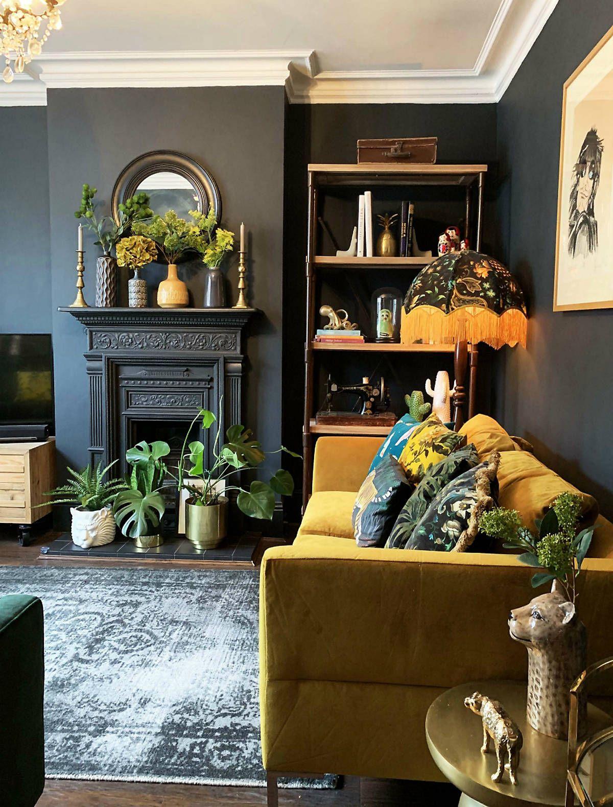 Influencer Living Rooms John Lewis Partners Victorian Living Room Home Living Room Living Room Color Schemes Johnlewis living room ideas