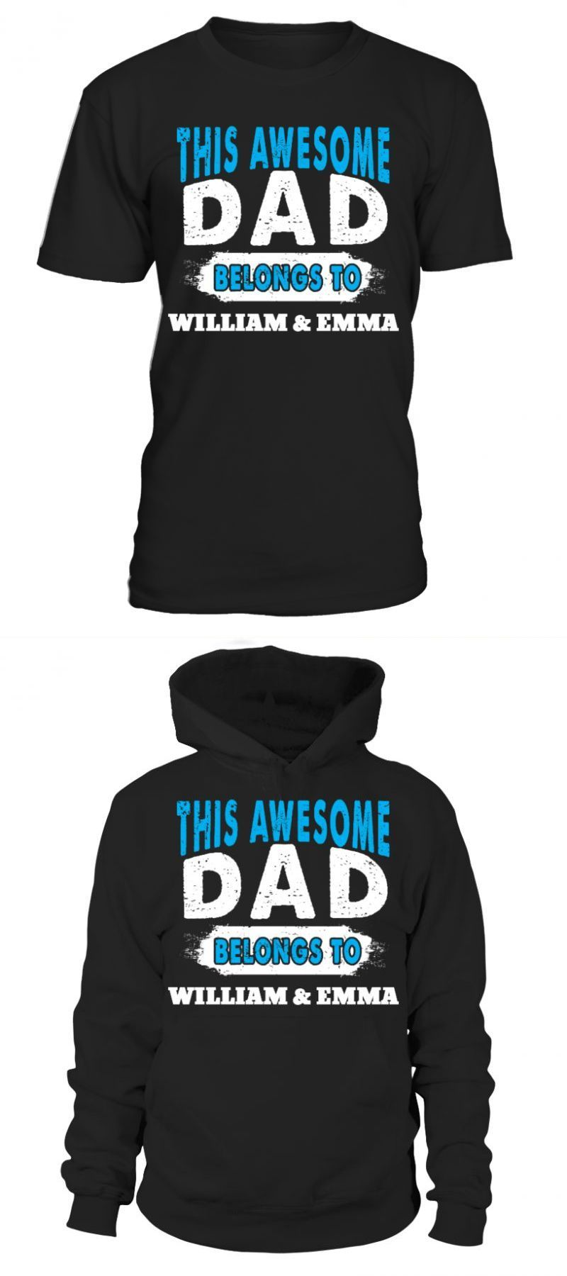 Father S Day T Shirt Designs This Awesome Dad Belongs To Father S