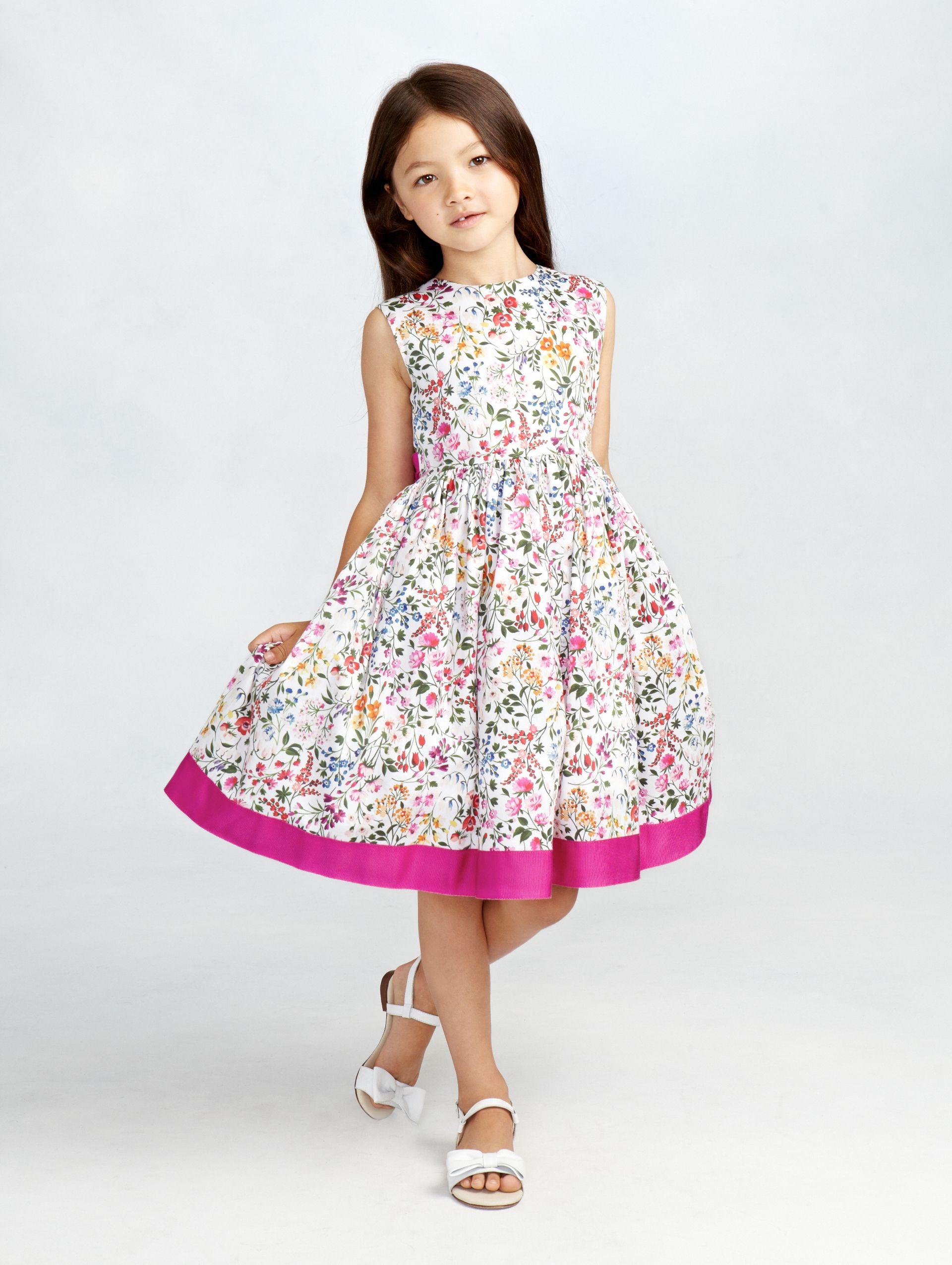 9f7fc97e1eedf curtsy. shop SS15 childrenswear here: www.oscardelarenta.com ...