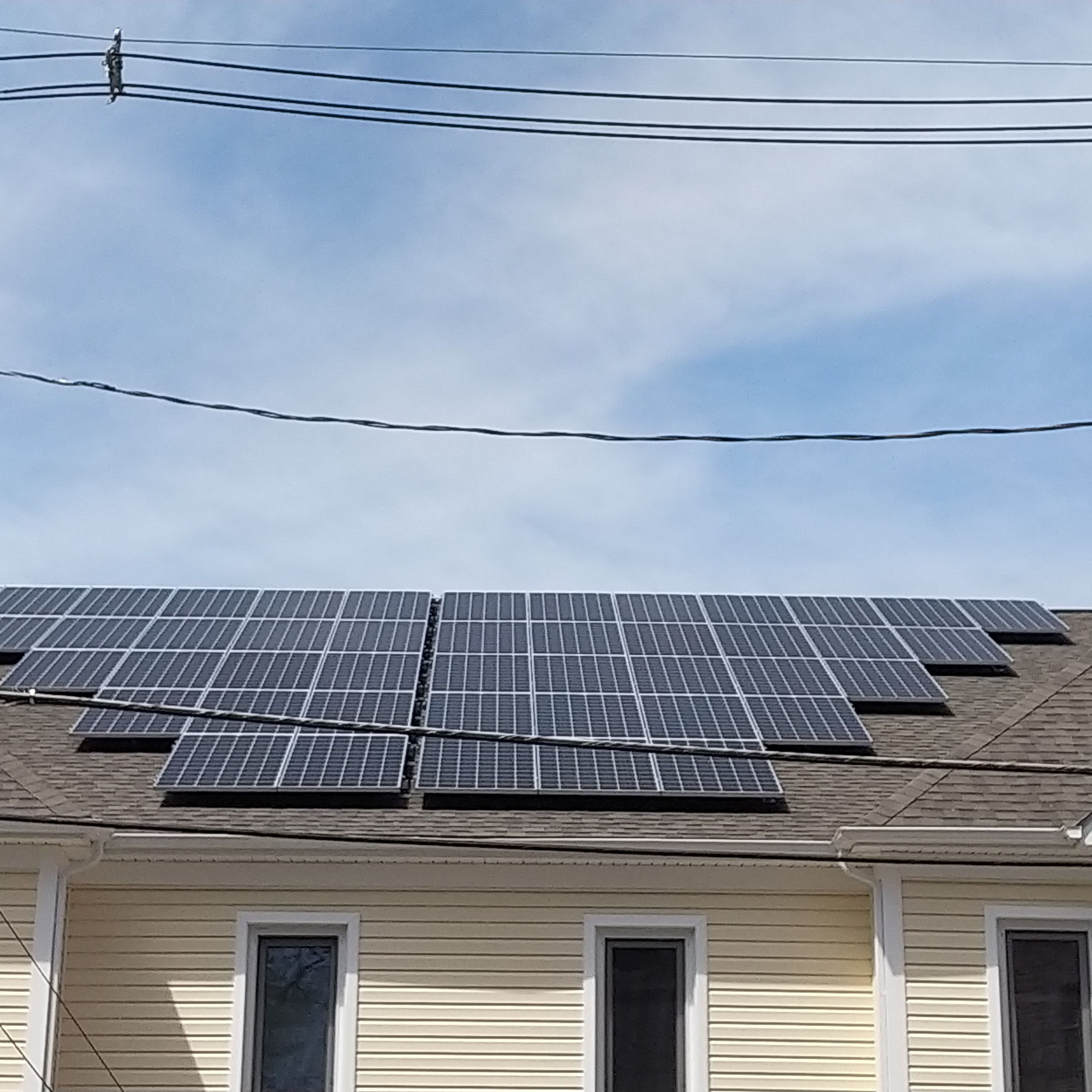 This New Commercial Solar Is Expected To Produce 71 000kwh Annually If You Are Interested In Commercial Solar For Your Business Contact Us Today Eisso Solar