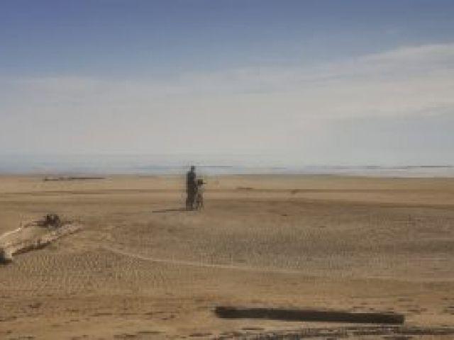 Der Mann und das Meer ;-)