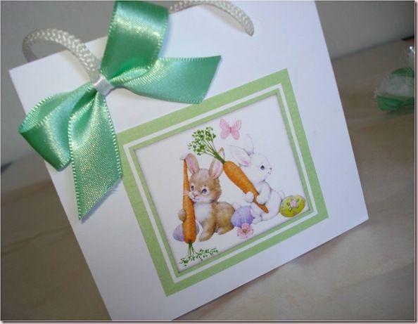 Karla Laura Convites, Lembranças e Papelaria Personalizada: Sacolas – encomenda para Páscoa