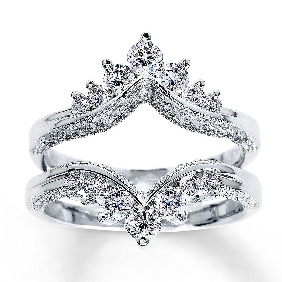 Enhancer ring. So amazing! Wedding ring guard