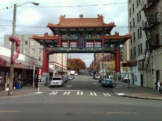 Chinatown International District Attractions In Seattle
