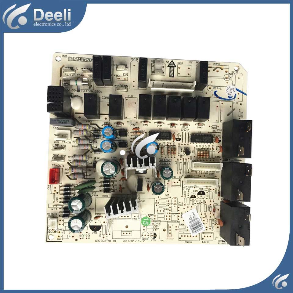 Good Working For Air Conditioning Computer Board 30133017 Grj302 A1 Conditioner Circuit M303f3m Used Affiliate