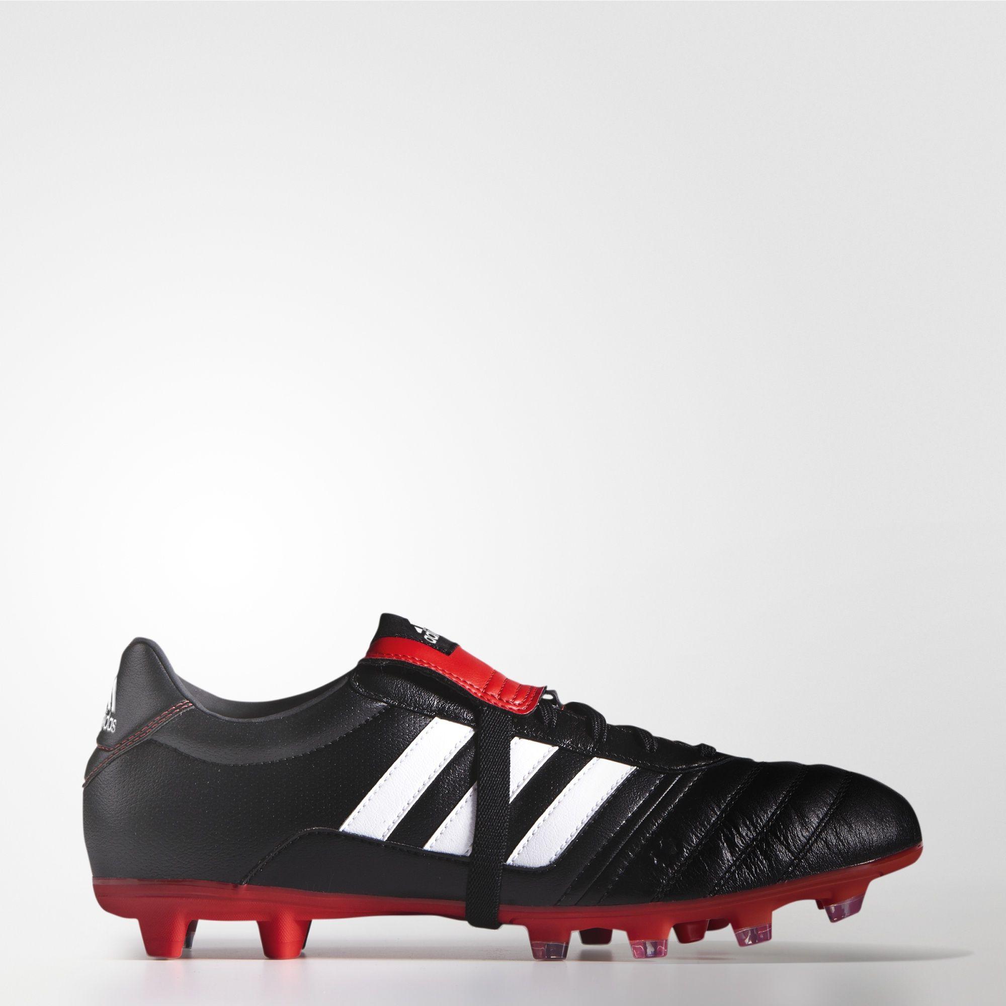 Bota de fútbol Gloro - Negro adidas  3d689efb1460e