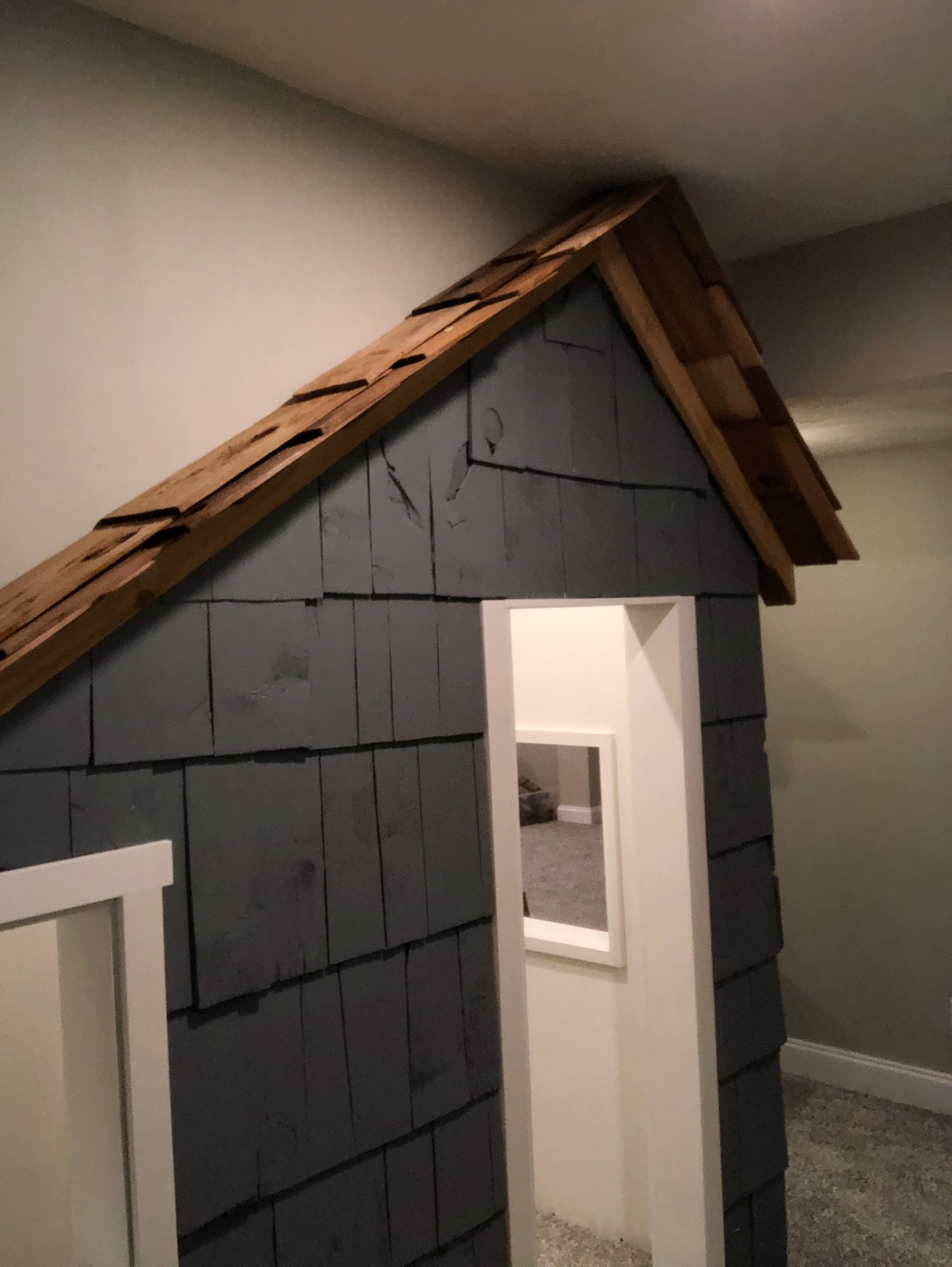 Best Finishing The Playroom Under The Stairs In The Basement I 400 x 300