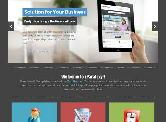 41 Totally Free Responsive Html Css Website Templates Css Website Templates Website Template Html5