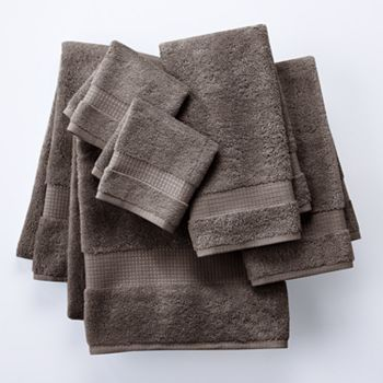 Apt. 9® Highly Absorbent 6-pc. Solid Bath Towel Value Pack ...