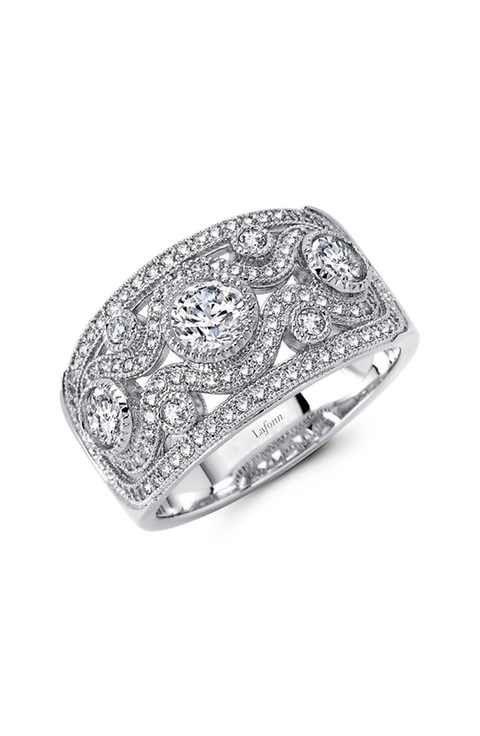 Lafonn Classic Wide Band Ring