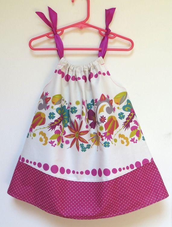 385f942557742 robe enfant été évolutive pur coton 3 4 ans