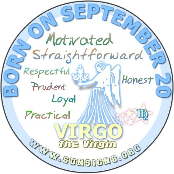 September 20 Birthday Horoscope Personality Sun Signs Birthday Horoscope Birthday Personality Zodiac Birthdays