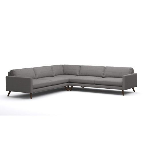 Dane 120 Inch Bgg Corner Sectional Sofa Corner Sectional Sofa Sectional Sofa Corner Sectional