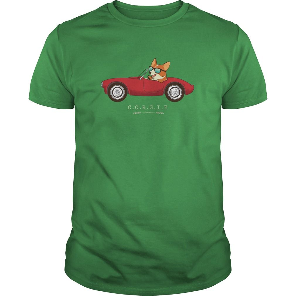 63d037f4d12 Corgie fan here. Super fun t-shirt gift idea
