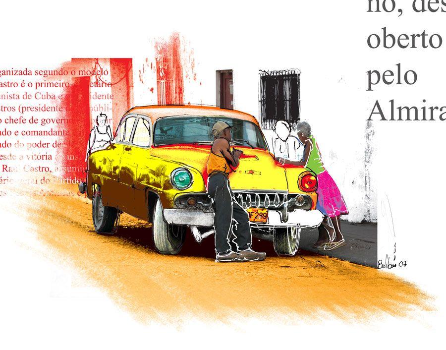 Cuba Cotidianos – LUIS BALBOA | CREATIVE WORKS