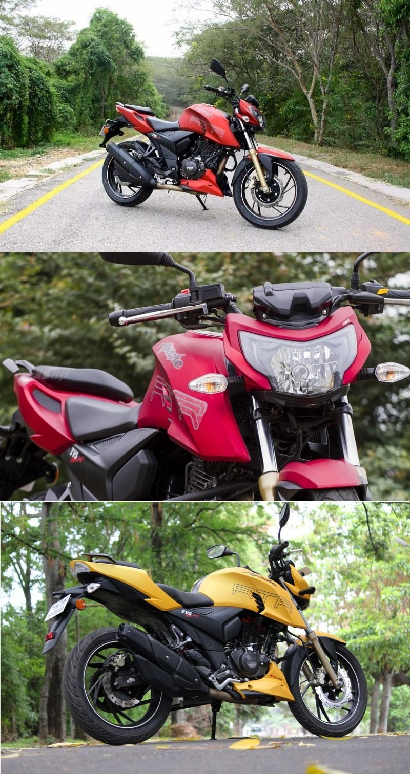 Tvs Apache Rtr 200 4v Wins 2017 Imoty Indian Motorcycle Of The