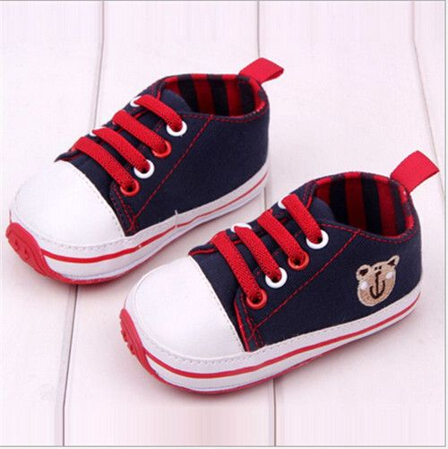 Baby Shoes Cute Bear Infant Toddler
