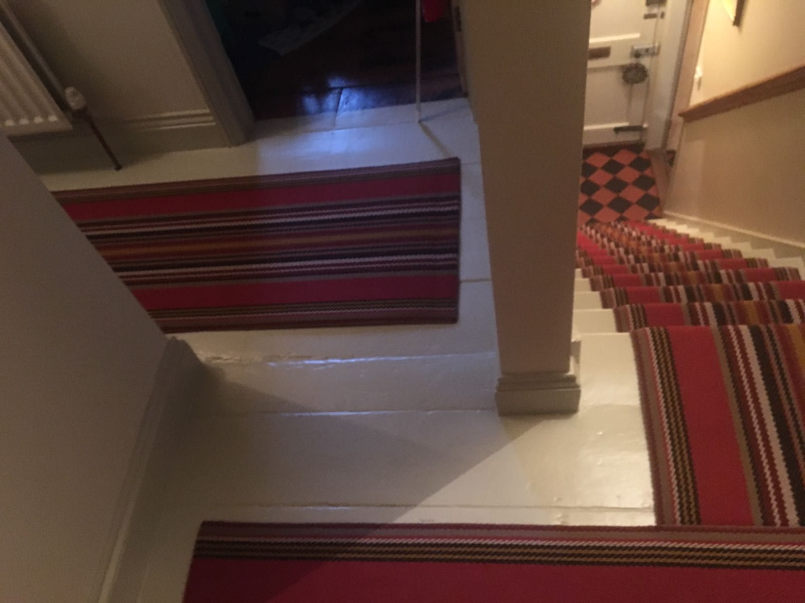 Best Roger Oates Chatham Turkey Red Stair Runner Carpet To 400 x 300