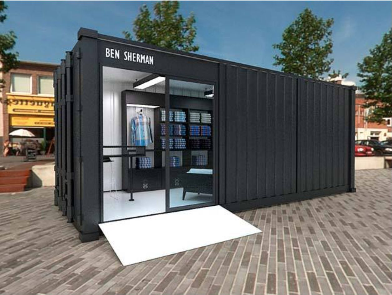 home office cabin. 20ft/40ft Custom Shipping Container House Home Office Cabin 557AUD/square Meter | EBay Y