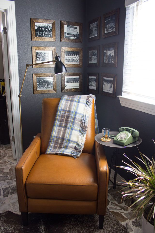 Vintage Industrial Inspired Man Cave Decor Ideas In 2019
