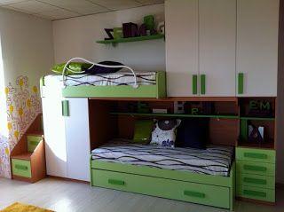 Camerette Bonetti ~ Bonetti camerette bonetti bedrooms: camerette a soppalco
